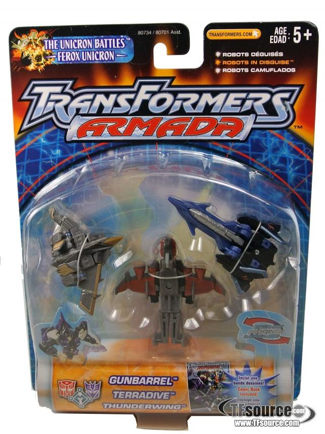 Armada - Air Military Mini-Con Team - MOSC