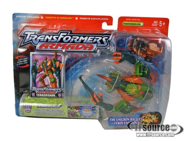 Armada - Terrorsaur w/ Ironhide - MOSC