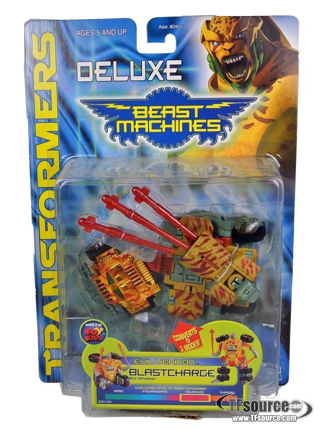 Beast Machines - Blastcharge - MOSC