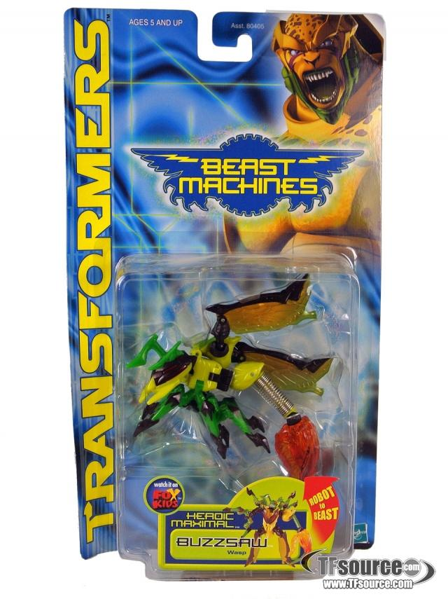 Beast Machines - Buzzsaw - MOSC