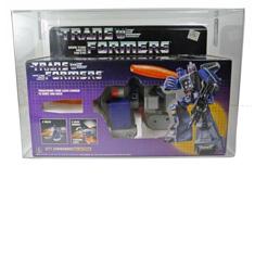 AFA Graded Transformers