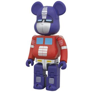 Bearbrick Transformers