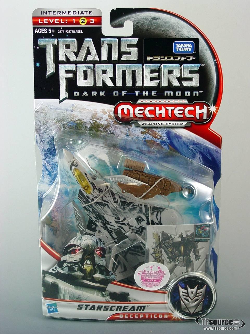 DOTM - Transformers - DD-02 Starscream