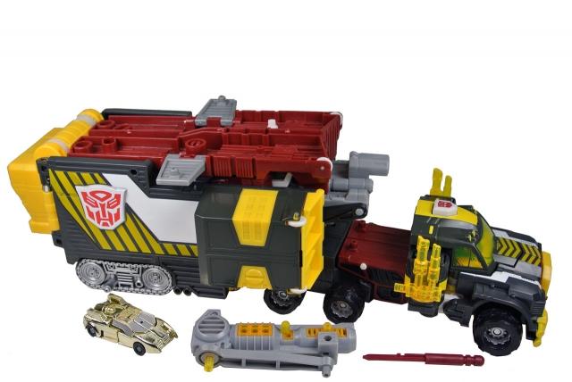 Energon - Costco Exclusive - Leader Optimus Prime - Loose - 100% Complete