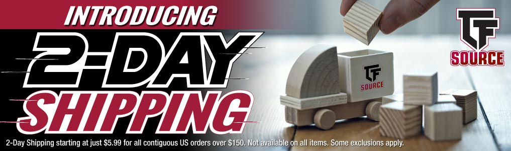 Introducing 2-Day Shipping at TFSource!