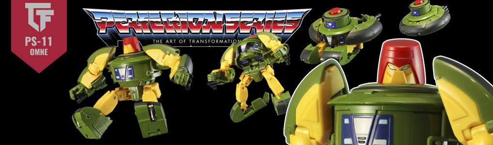 MMC's Omne Preorder up!Omne features die-cast parts, mini drivers that can pilot the UFO, cannons and more!  Preorder yours at TFSource today!