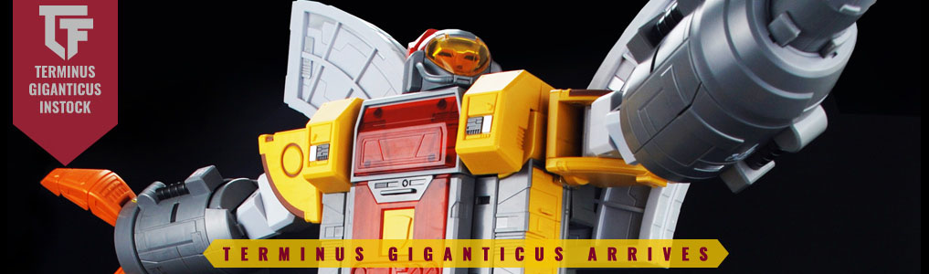 FT-20 Terminus Giganticus Set Instock!This highly anticipated reissue from Fans Toys includes both Set A & B in one box, no waiting needed!  Order yours from TFsource today!