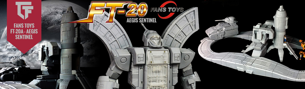 Huge New List of Fans Toys Preorders!Including the largest 3rd party figure ever: Aegis Sentinel, preorders up for Hydra, Spindrift and Koot as well.  Preorder yours at TFSource today!
