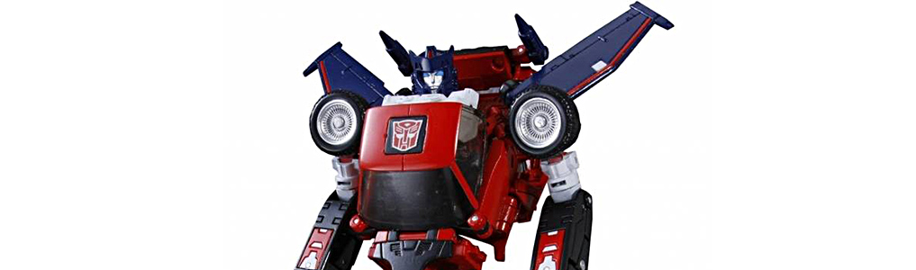 Now instock - MP-26 Masterpiece Road Rage! Features an e-hobby/diaclone inspired color scheme and remold of MP-25, Road Rage even includes a Twincast Boombox!  Order yours today!