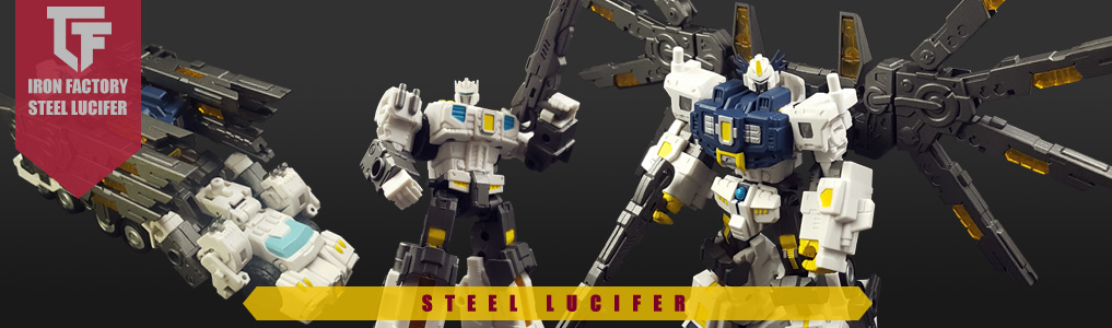 11 New Iron Factory Preorders Up!Spirits of the DEC, Mirrored Commander, Sword of the Guardian, Cygnus and more!  Preorder yours at TFSource today!