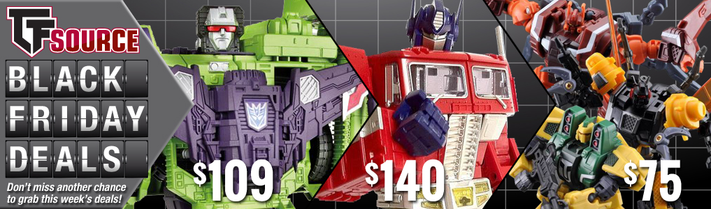 TFsource Black Friday Sale is Live!All countdown deals are now live, plus two new amazing deals, check out our black Friday Sale today! Note: all deals are while supplies last.
