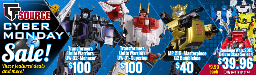 TFsource Cyber Monday Sale!12 amazing deals, available for one day ONLY! Don't miss out!