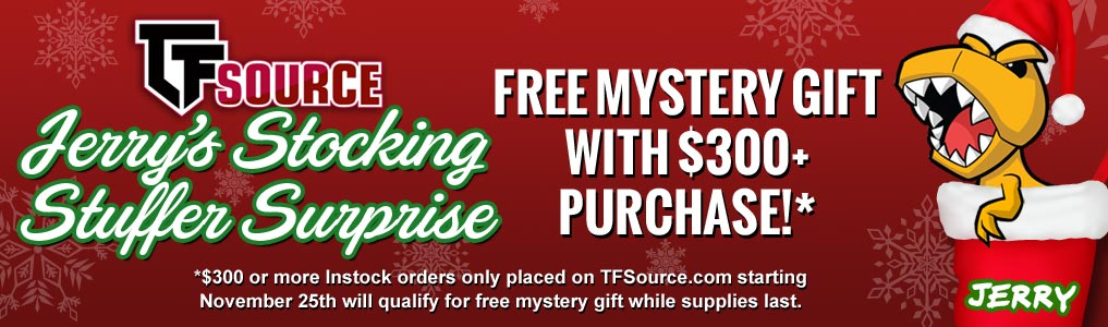Free Mystery Gift!