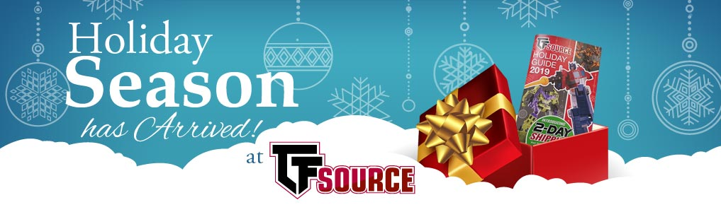 Holiday Happenings at TFSource!