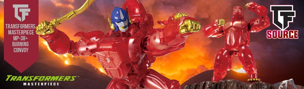 Transformers Masterpiece MP-38+ Burning Convoy Now up for Preorder!