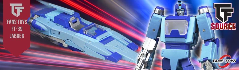 Fans Toys FT-39 Jabber Now Instock!