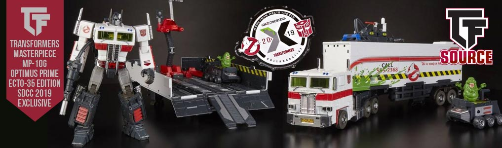SDCC Exclusive MP-10G Ecto-35 Edition Now Available!