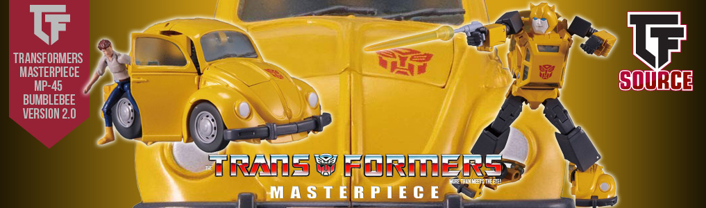 TRANSFORMERS MASTERLPIECE MP-45 BUMBLEBEE NOW INSTOCK!