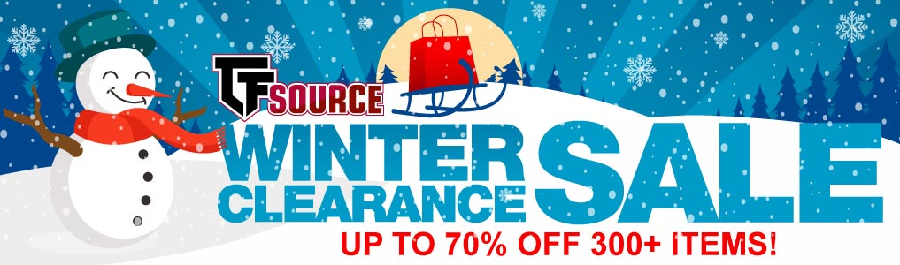 Winter Sale is Here!