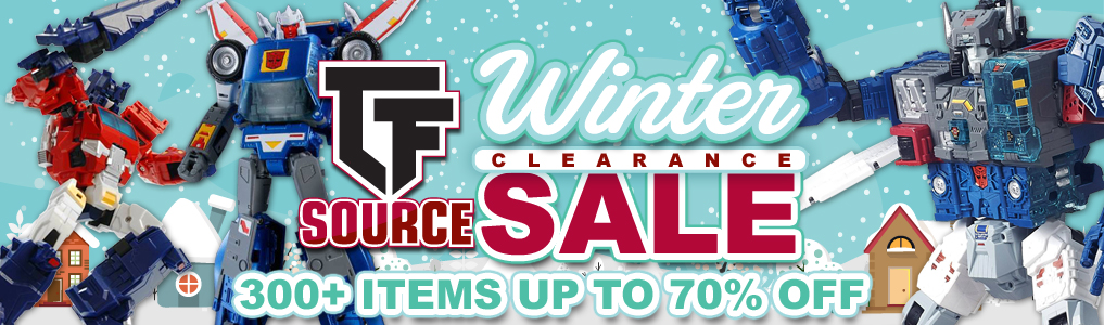 Save BIG on 300+ items at TFSource's Winter Sale!Keep away the cold with BIG TF Savings at TFSource's Fall Sale! 300 items with more to be added, save up to 70% off!