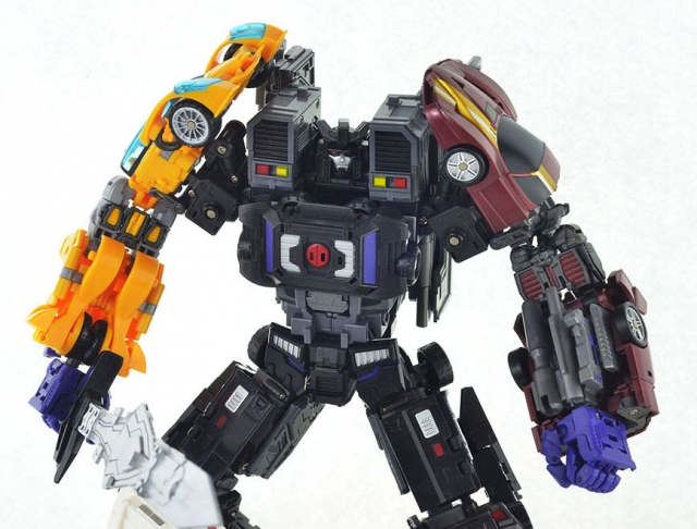 Shadow Fisher - Fansproject Intimidator M3 - Arm Filler Kit