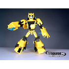 Transformers Animated - Loose - Deluxe Bumblebee