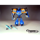 Transformers Animated - Loose - Deluxe Sentinel Prime - 100% complete
