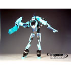 Transformers Animated - Loose - Deluxe Blurr - 100% complete