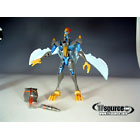 Transformers Animated - Loose - Deluxe Swoop - 100% Complete