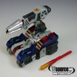 Beast Machines - Tank Drone - Loose - 100% Complete