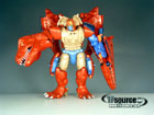 Beast Machines - Loose - T-Wrecks - 100% Complete