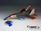 Cybertron - Deluxe Thundercracker - Loose - 100% Complete