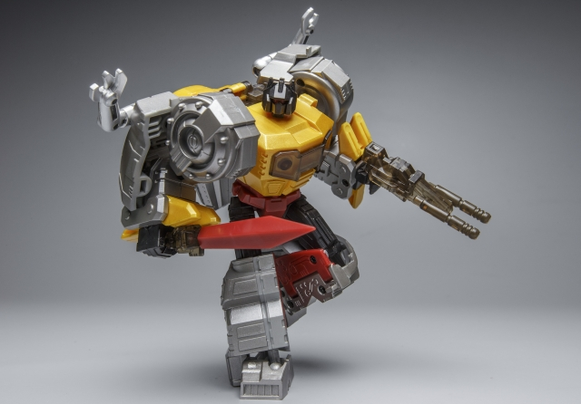 Warbotron - WB03-F Master