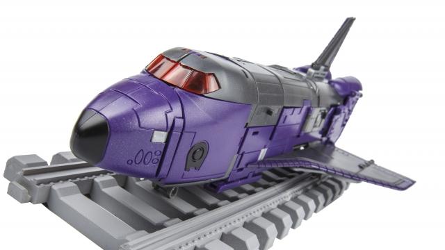 TW-06B Devil Star - Purple Version -  TFCon 2015 Exclusive - LE350