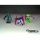 Cybertron - Giant Planet Mini-con Team - Loose - 100% Complete
