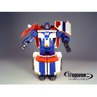 Galaxy Force - Loose - GC-11 Red Alert First Aid - Incomplete