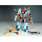 Galaxy Force - Loose - GC-02 Excellion Defense Hot Shot - 100% Complete