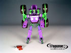 Galaxy Force - Loose - GD-06 Inch Up / Dirt Boss - 100% Complete