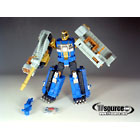 Galaxy Force - Loose - GC-20 Back Gild / Defense Scattorshot - 100% Complete