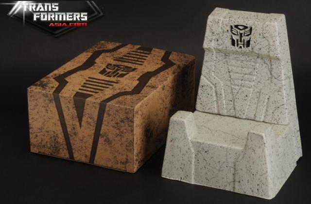 MP-08X Masterpiece King Grimlock - Throne Accessory