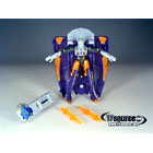 Galaxy Force - Loose - GD-11 Chromia / Thunderblast - 100% Complete