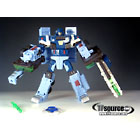 Galaxy Force - Loose - GD-09 Demolishor / Mudflap - 100% Complete
