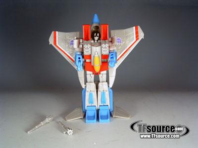 RM-12 Robot Masters Starscream