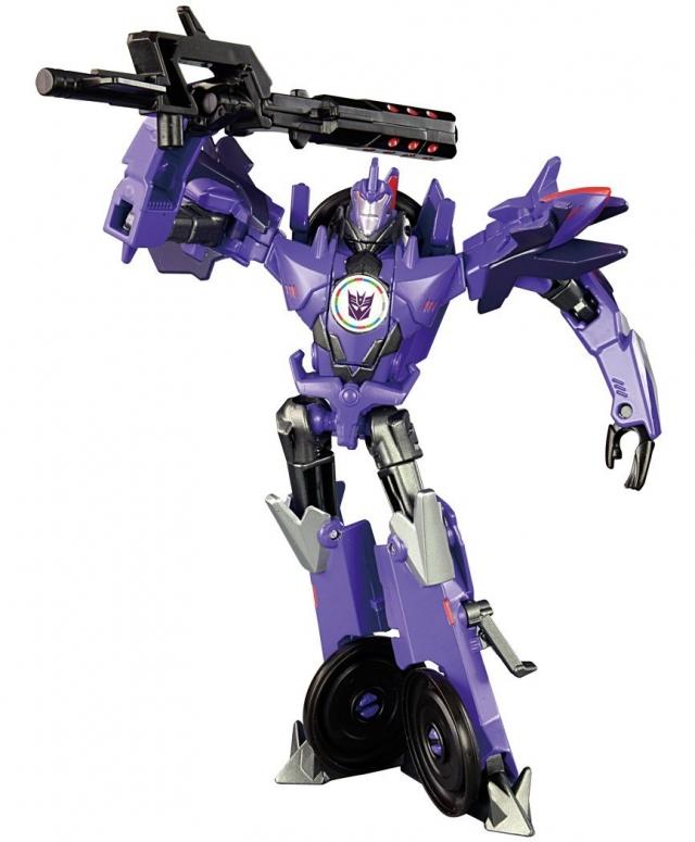 Transformers Adventure - TAV36 - Fracture