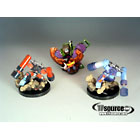 KT Transformers Collection - Frenzy Rumble Devastator