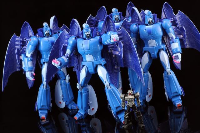 Xtransbots - MX-II Swarm Team Set of 3