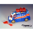 Energon - Deluxe - Tow-Line - Loose - 100% Complete