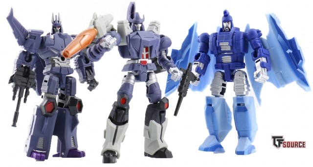 War in Pocket - DX9 Doombringers Set of 3 - X04G X05G X06G