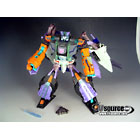 Galaxy Force - GD-01 Master Megatron - Loose - 100% Complete