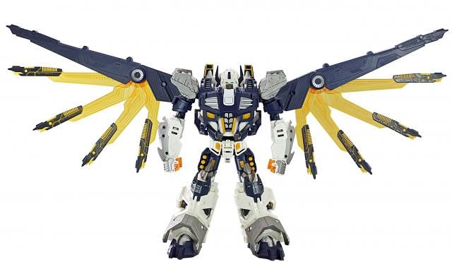 R-11 - Seraphicus Prominon - Core Robot & Power Cradle